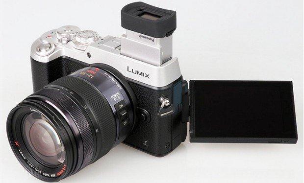 Kamera Panasonic Lumix GX8 (Hitam Silver), Image Credit : Panasonic