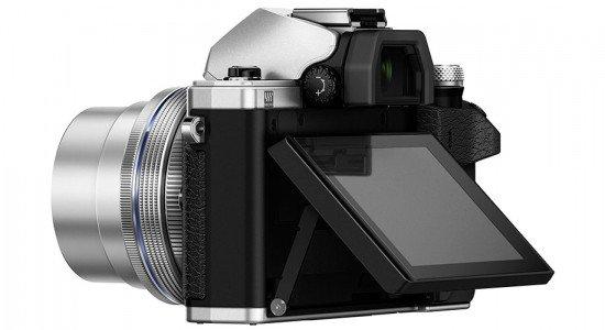 Kamera Olympus E-M10 Mark II (LCD), Image Credit : Olympus