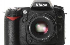 Kamera Nikon D90