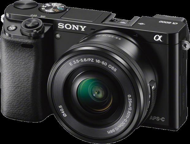 Harga Sony A6000, Image Credit: Sony