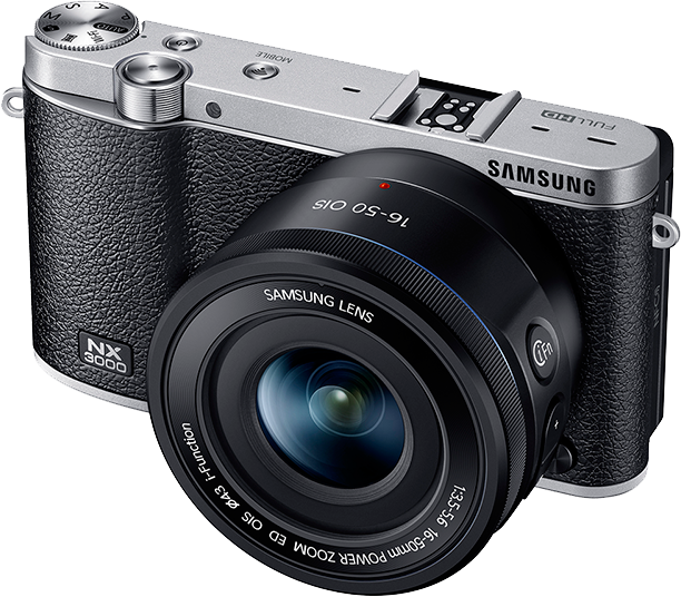 Harga Samsung NX3000, Image Credit : Samsung