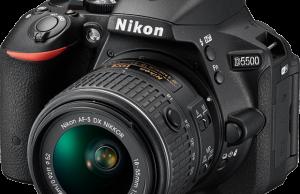 Harga Kamera DSLR NIkon D5500, Image Credit : Nikon