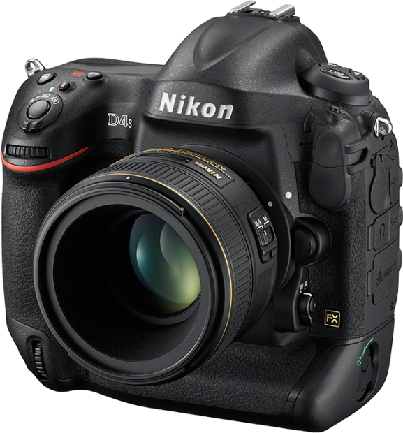 Harga Kamera DSLR Nikon D4s, Image Credit : Nikon