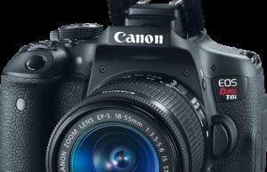 Harga Kamera DSLR Canon EOS 750D, Image Credit : Canon