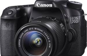 Harga Canon 70D, Image Credit : Canon