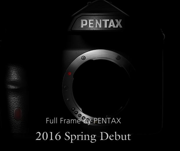 Kamera DSLR Pentax Full Frame