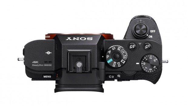 Kamera Sony A7s II (Atas), Image Credit : Sony