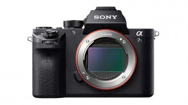 Kamera Sony A7s II (Sensor Full Frame), Image Credit : Sony