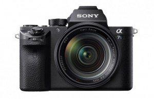 Kamera Sony a7S II, Image Credit : Sony