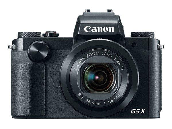 Canon Powershot G5  X, Image Credit : Canon
