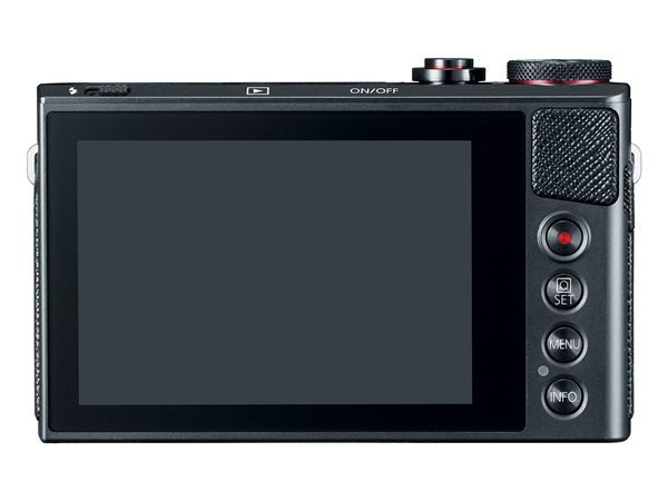 Canon Powershot G9  X (Belakang), Image Credit : Canon