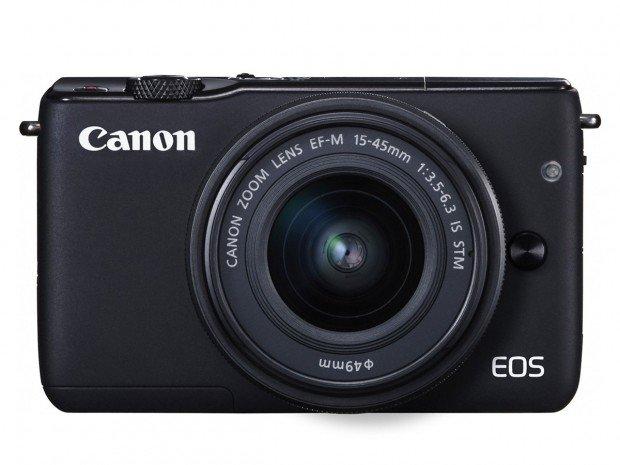 Kamera Canon EOS M10, Image Credit : Canon