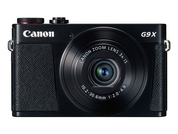 Canon Powershot G9  X (Depan), Image Credit : Canon