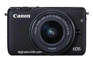 Kamera Canon EOS M Terbaru