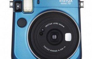Fujifilm Instax Mini 70 (Depan), Image Credit : Fujifilm