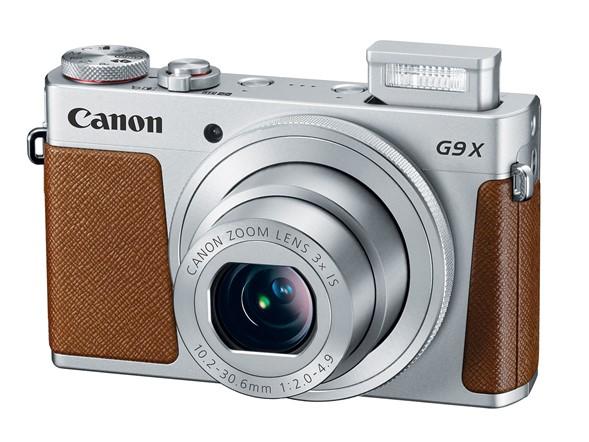 Canon Powershot G9  X, Image Credit : Canon