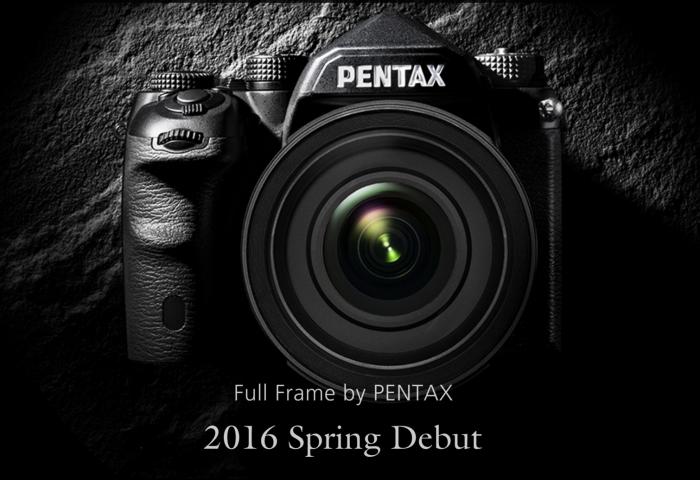 Kamera Pentax Full Frame