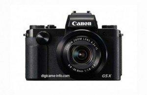 Kamera Kompak Canon G9 X