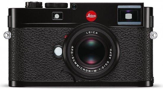 Kamera Rangefinder Leica M Typ 262, Image Credit : Leica