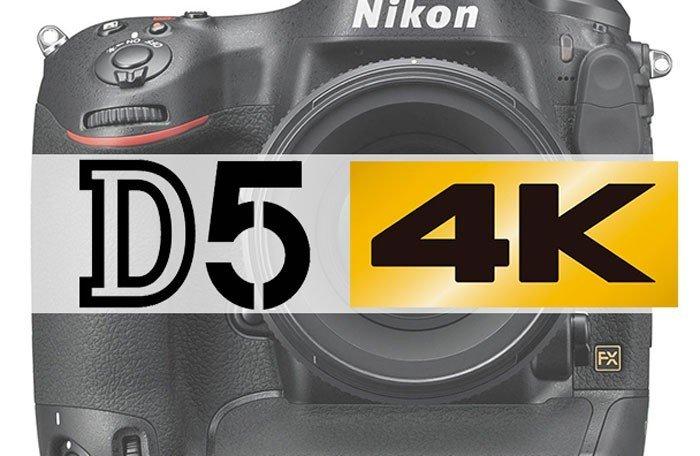 Kamera DSLR Nikon D5, Image Credit : PhotographyBay
