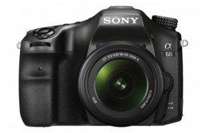 Kamera Terbaru Sony A68, Image Credit : Sony