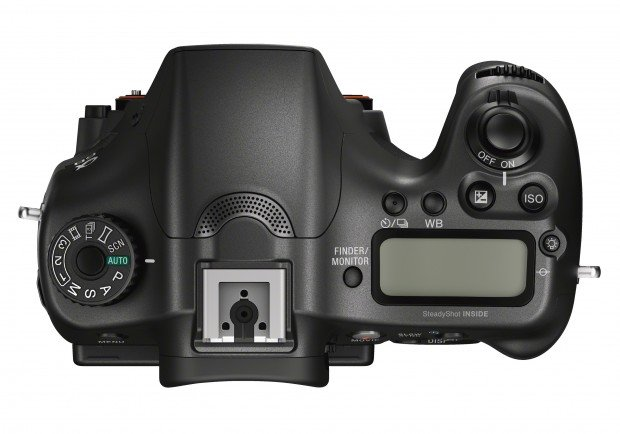 Kamera Terbaru Sony A68 (Atas), Image Credit : Sony
