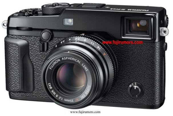 Fujifilm X-Pro2, Image Credit : Fujirumors.com