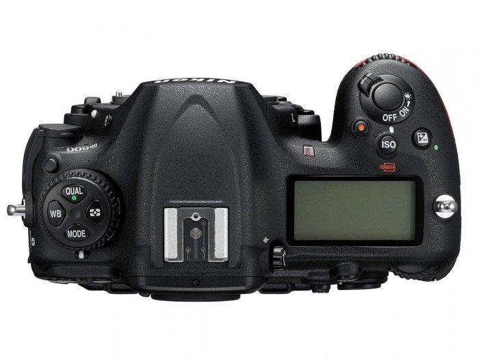 Kamera Nikon DSLR D500 (Atas), Image Credit : Nikon