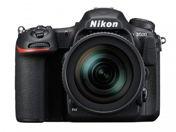 Kamera Nikon DSLR D500, Image Credit : Nikon