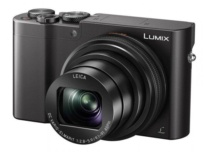Kamera Panasonic Lumix TZ100, Image Credit : Panasonic