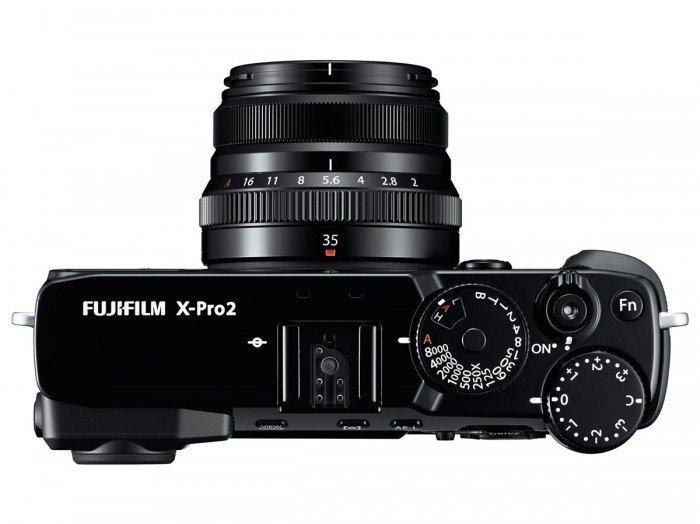Kamera Fujifilm X-Pro2 (Atas), Image Credit: Fujifilm