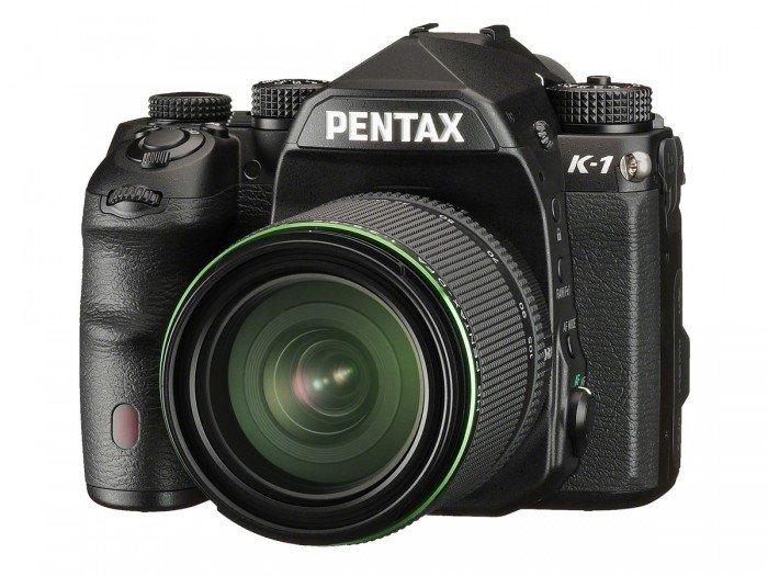 Kamera DSLR Pentax K-1, Image Credit : Pentax