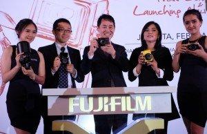 Peluncuran Produk Kamera oleh Fujifilm Indonesia