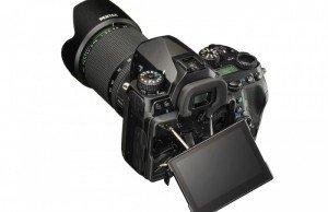 Kamera Pentax K-1