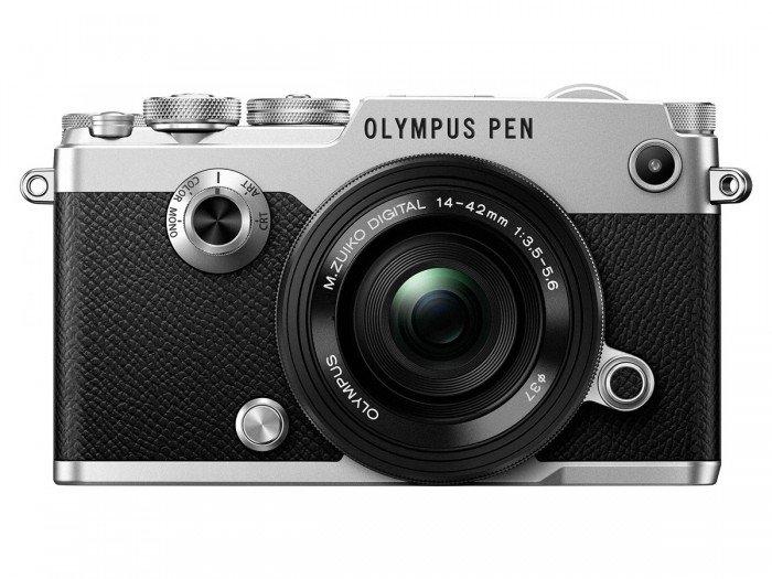 Kamera Mirrorless Olympus PEN-F, Image Credit : Olympus