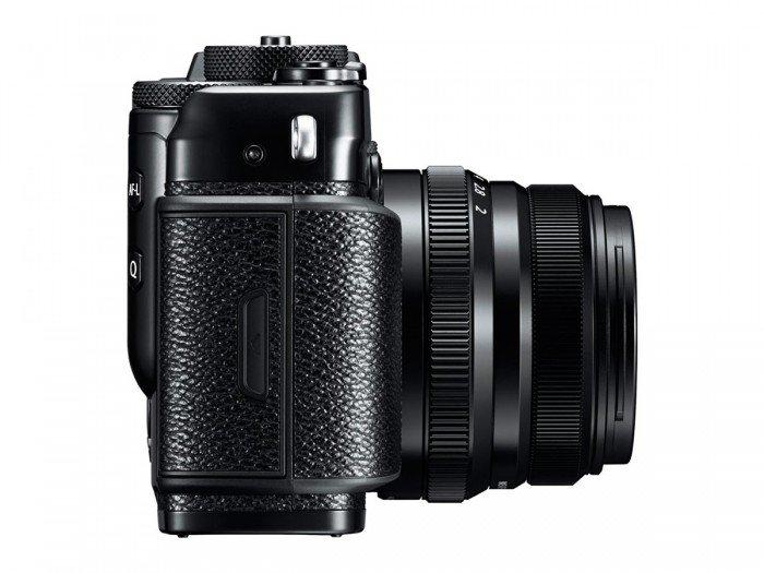 Kamera Fujifilm X-Pro2 (Samping), Image Credit: Fujifilm