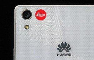 Kerjasama Leica dan Huawei