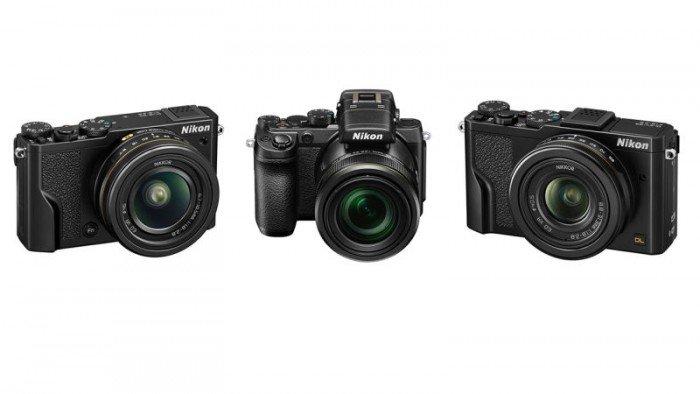 Kamera Nikon DL, Image Credit : Nikon