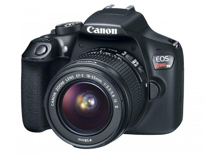 Canon EOS 1300D, Image Credit : Canon