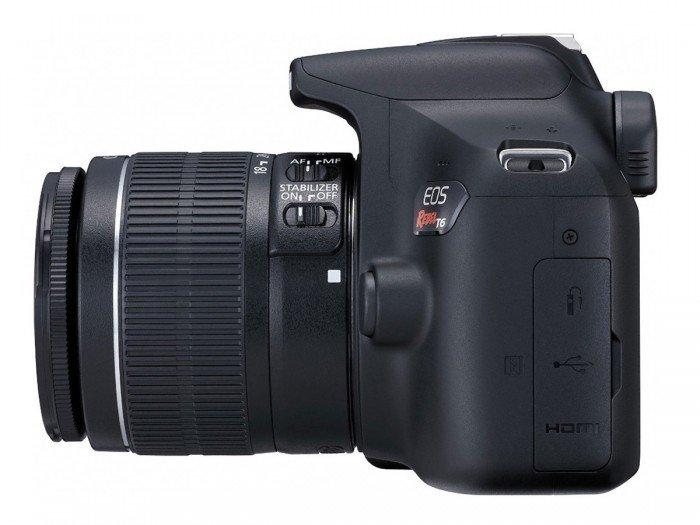Canon EOS 1300D (Samping), Image Credit : Canon