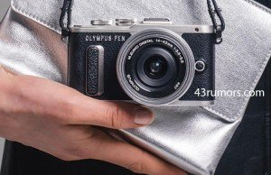 Kamera Olympus E-PL 8