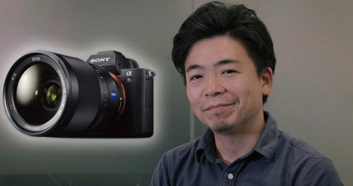 Senior Manager Sony Mr Yutaka Iwatsuki