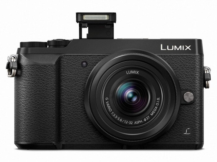 Kamera Mirrorless Panasonic GX80, Image Credit : Panasonic