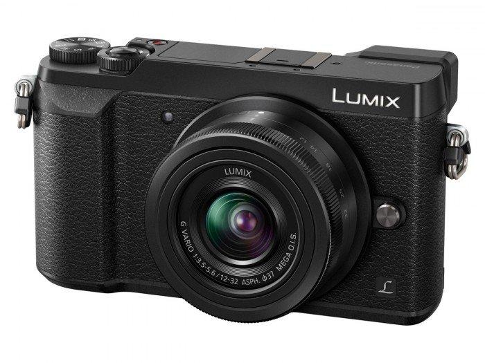 Kamera Panasonix GX80, Image Credit : Panasonic