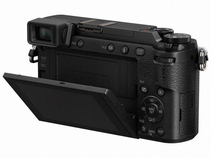 Kamera Mirrorless Panasonic GX80 (LCD), Image Credit : Panasonic