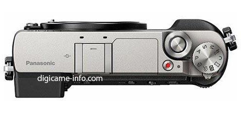 Kamera Panasonic GX80 (Atas)