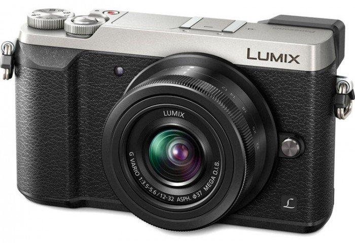 Kamera Mirrorless Panasonic GX80 (Silverc), Image Credit : Panasonic