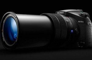 Kamera Sony RX10 III