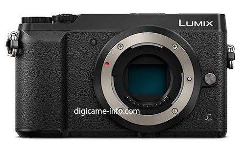 Kamera Panasonic GX80 (Hitam)