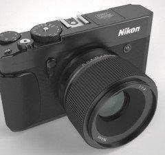 Konsep Kamera MIrrorless Nikon
